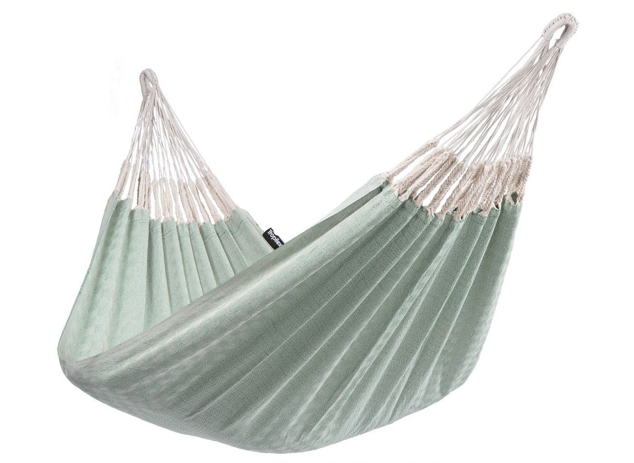 Hammock with 1 Person Stand Easy & Natural Green