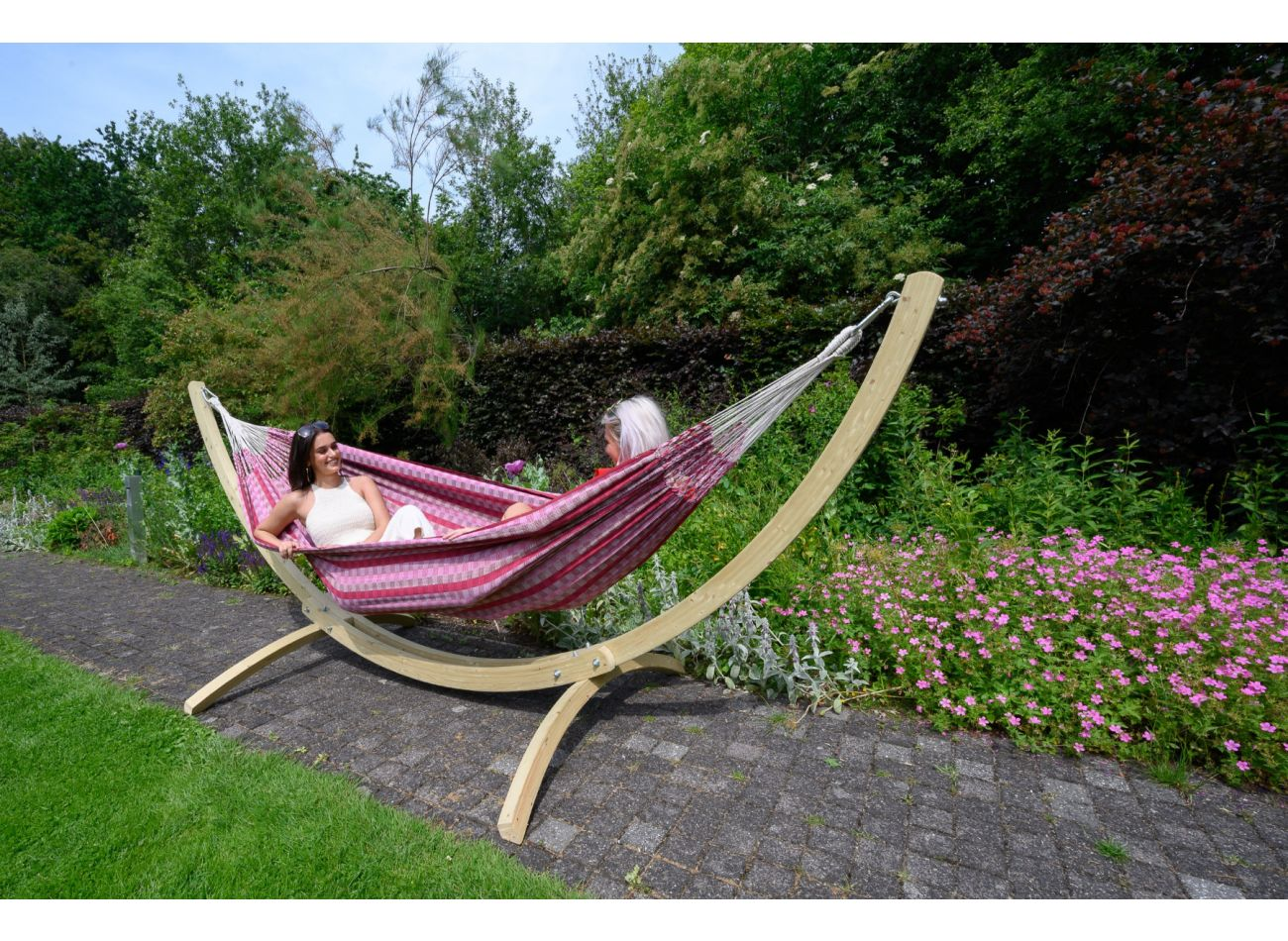 Hammock 2 Persons Premium Cherry