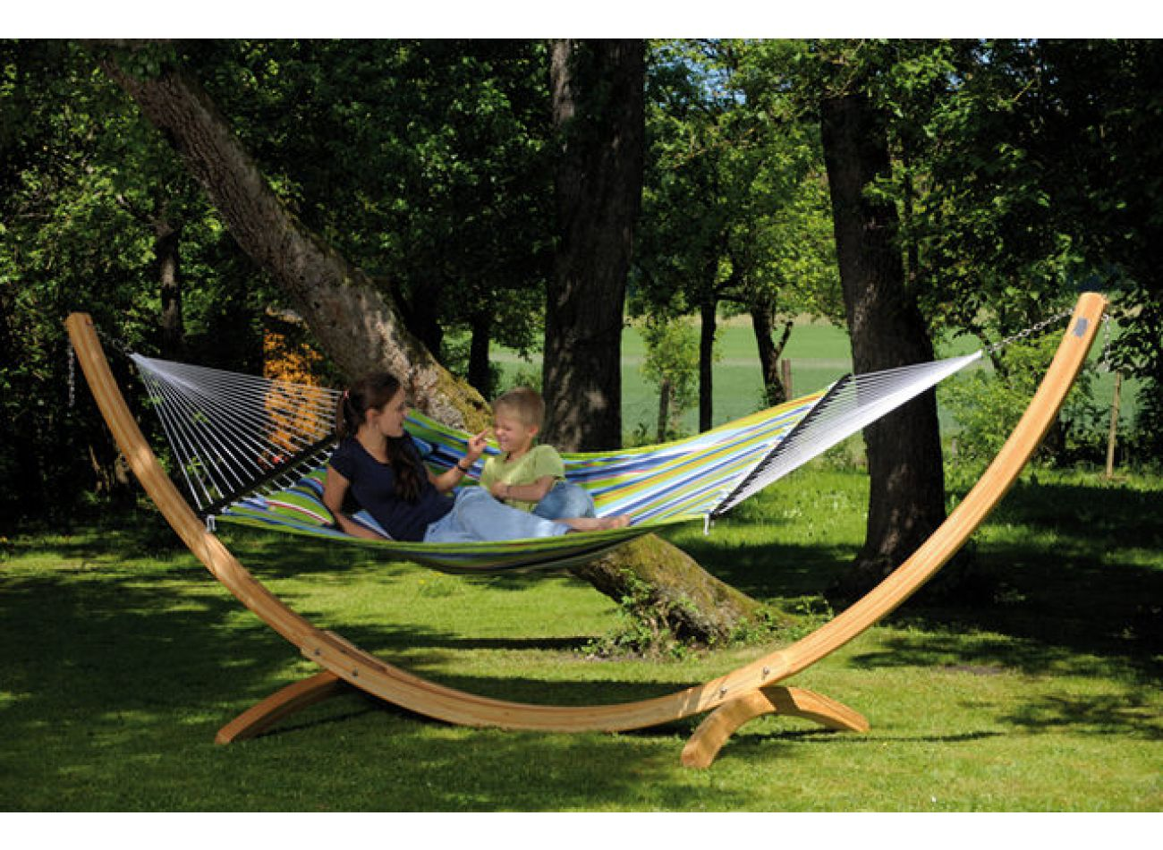 Hammock Stand Family Larch