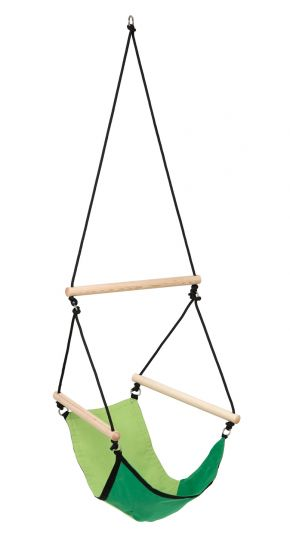 Hanging Chair Kids Swinger Green