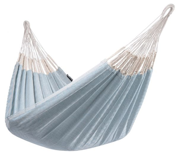 Hammock 1 Person Natural Blue