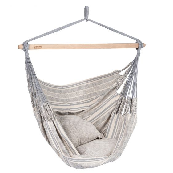 Hanging Chair 1 Person Comfort Smoke