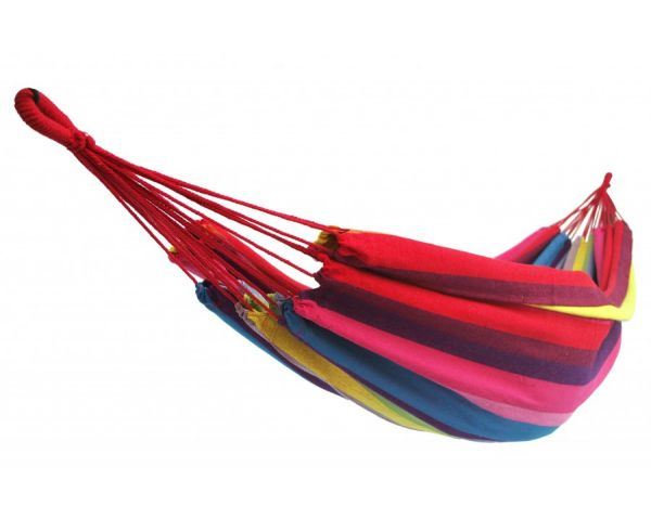 Hammock 2 Persons Barbuda Raspberry