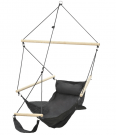 Hanging Chair 1 Person Swinger Black