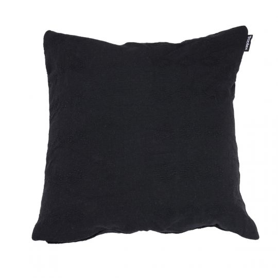 Cushion Luxe Black