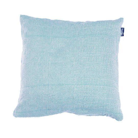 Cushion Natural Blue
