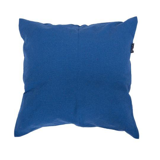Cushion Plain Blue