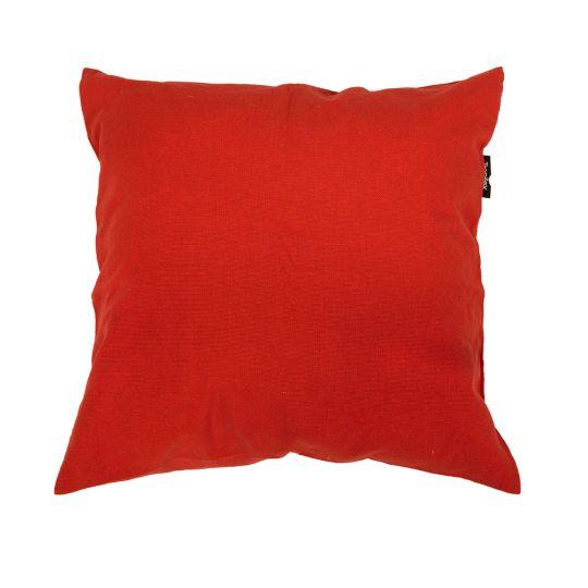 Cushion Plain Red