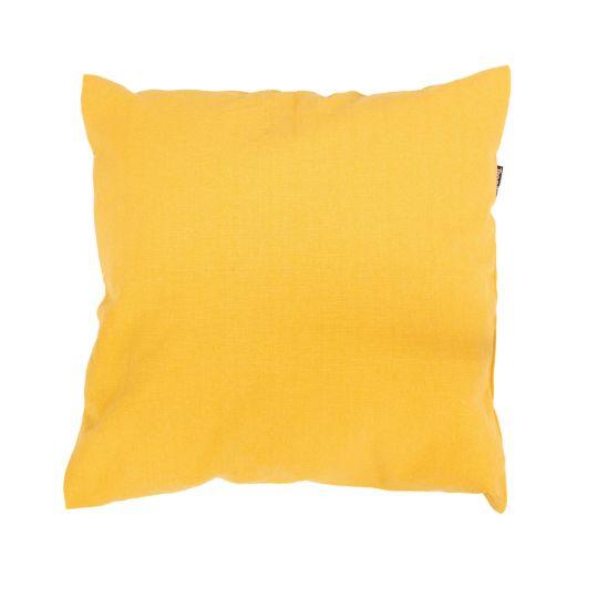 Cushion Plain Yellow