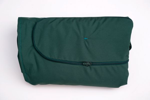 Pillowcase Globo Royal Green Weatherproof