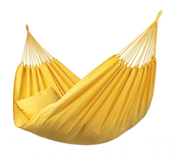 Hammock 2 Persons Organic Yellow