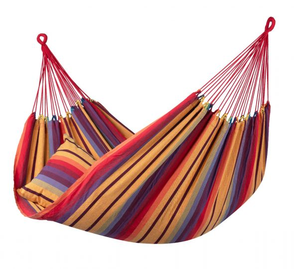 Hammock 2 Persons Rainbow Double