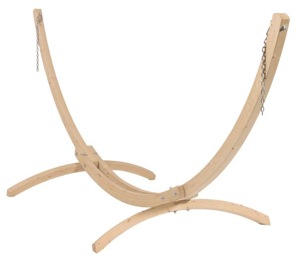Hammock Stand 2 Persons Wood