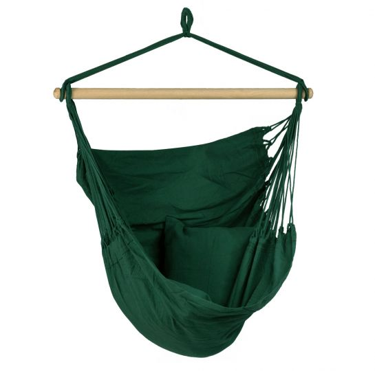 Hanging Chair 1 Person Organic Green
