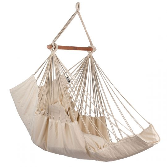 Hanging Chair 1 Person Sereno White