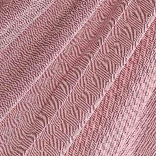 Travel blanket Natural Pink