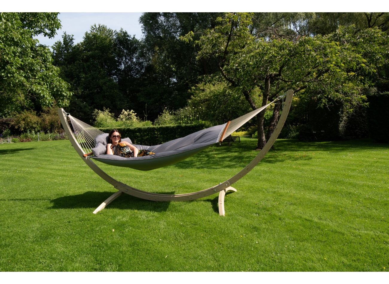 Hammock Family Big Fat Grey