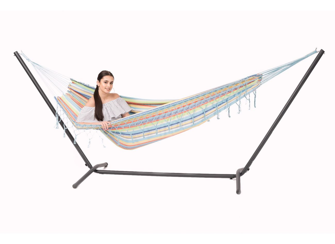 Hammock with 1 Person Stand Easy & Grenada Izmir