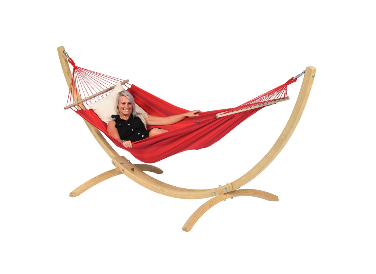 Hammock Stand 1 Person Wood