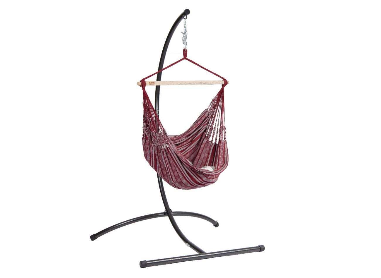 Hanging Chair 1 Person Comfort Bordeaux