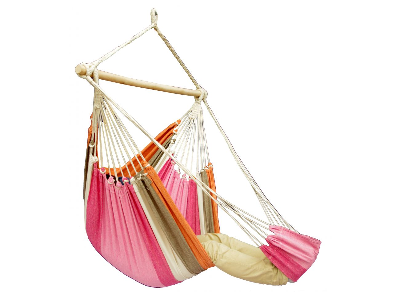 Hanging Chair 1 Person Tropical Lychee Lounge
