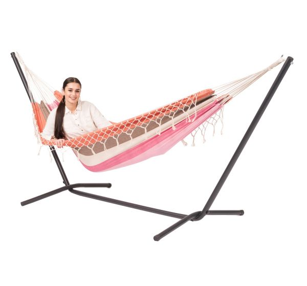 Hammock with 1 Person Stand