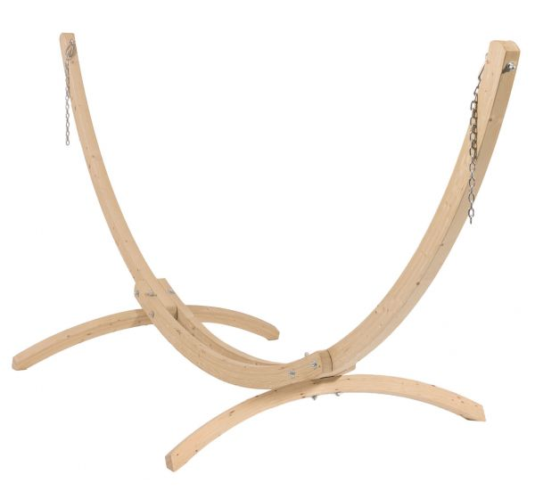 Hammock Stand Family Wood