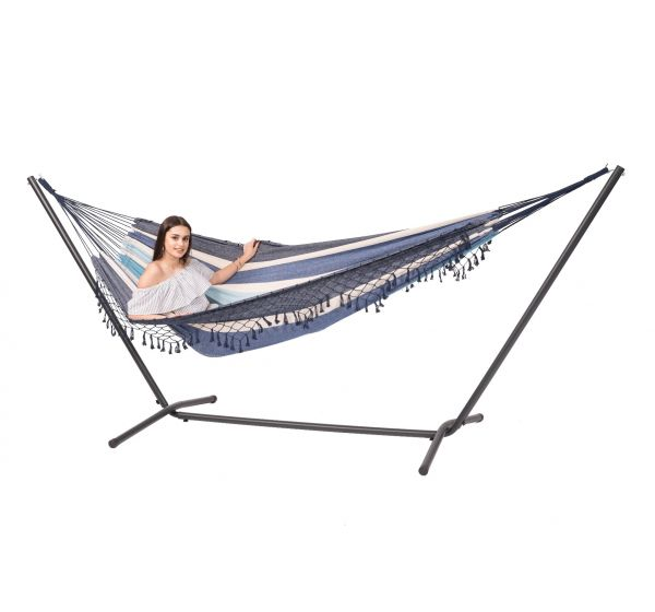 Hammock with 2 Persons Stand