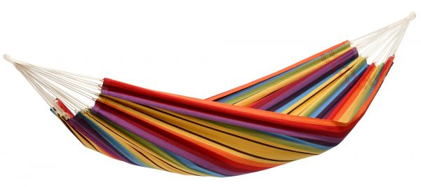 Hammock 2 Persons Barbados Rainbow