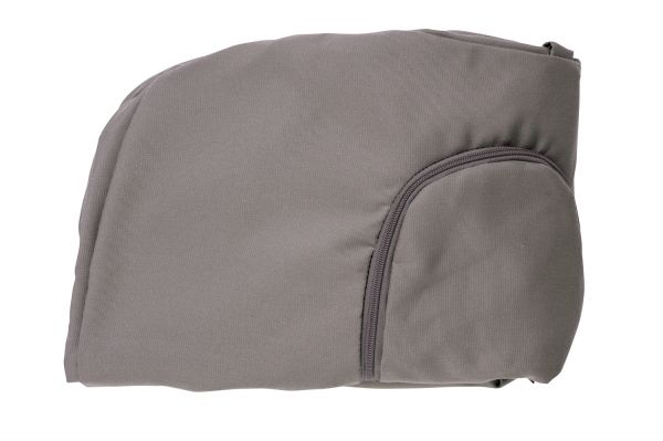 Pillowcase Globo Royal taupe