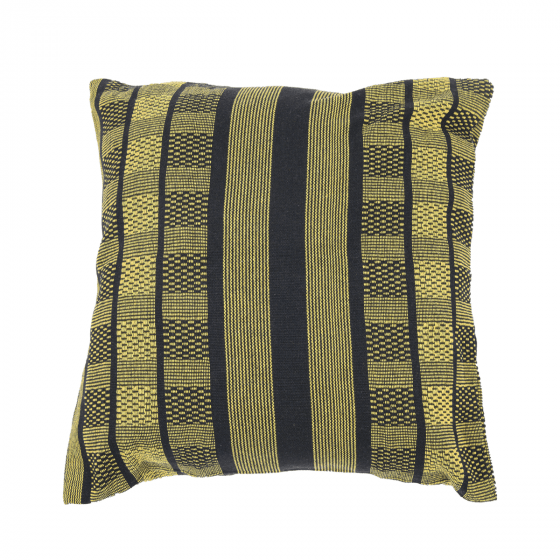 Cushion Black Edition Gold