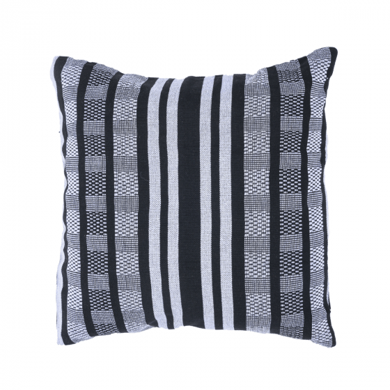 Cushion Comfort Black White