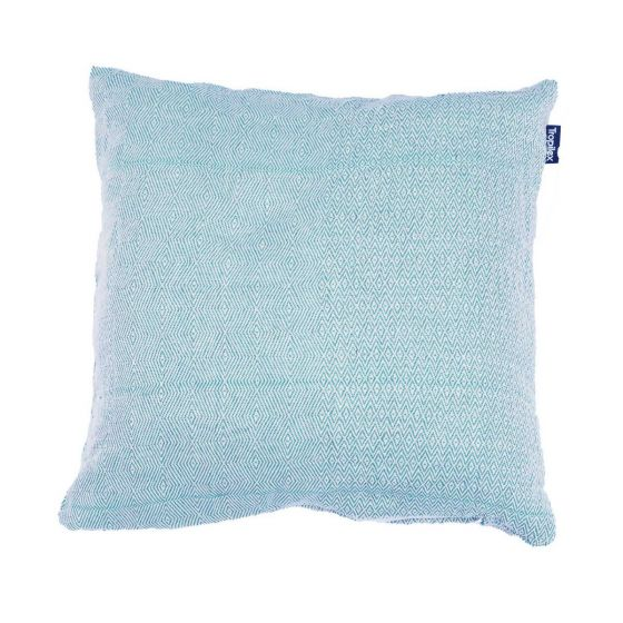 Cushion Natural Blue
