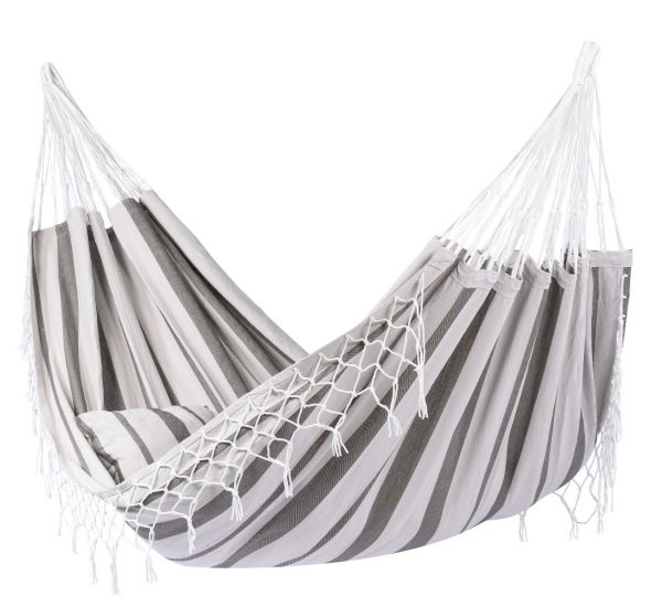 Hammock Family Fringes Silver