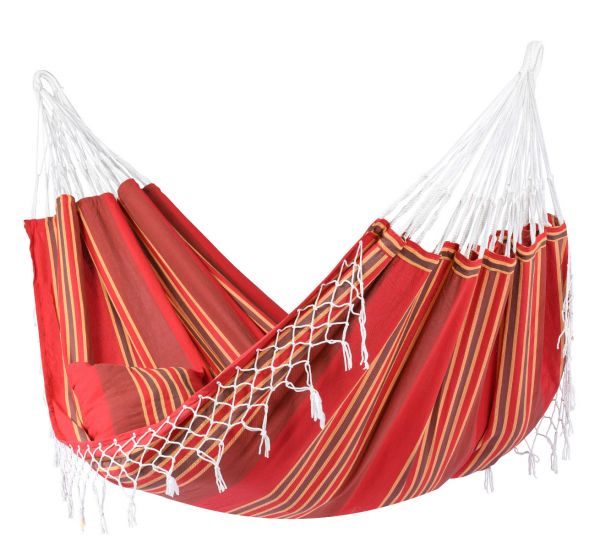 Hammock Family Fringes Terracotta