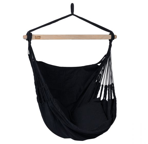 Hanging Chair 1 Person Comfort Black