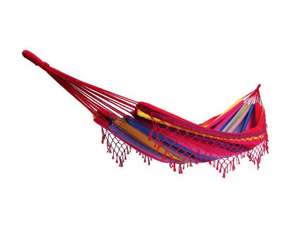 Hammock 2 Persons Tortuga Raspberry