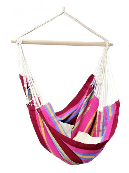 Hanging Chair 1 Person Brasil Grenadine