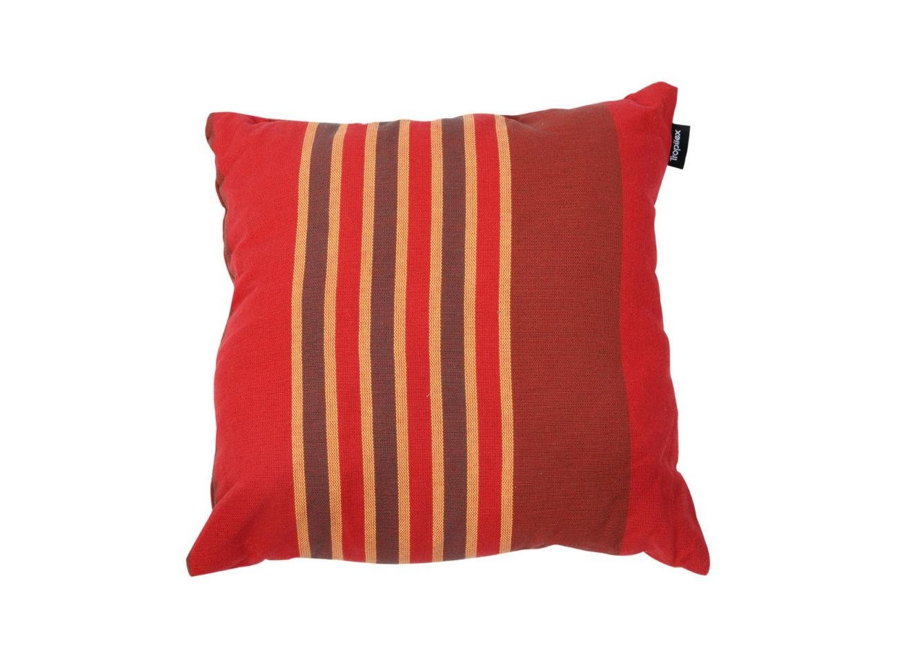 Cushion Stripes Terracotta