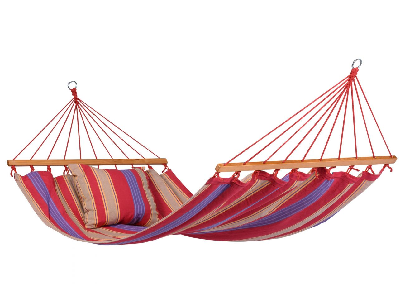 Hammock 1 Person Haïti Cherry