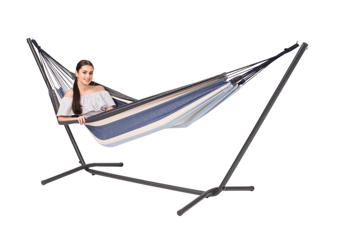 Hammock with 1 Person Stand Easy & Margarita Sea