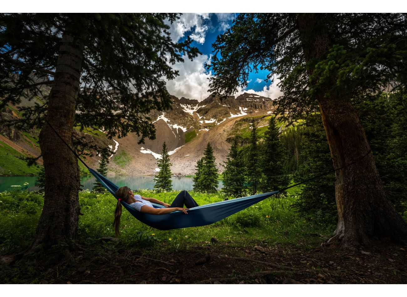 Hammock Travel 1 Person Outdoor Mercury