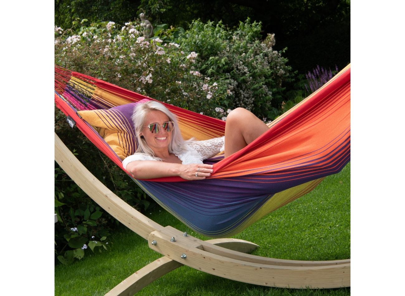 Hammock Family Refresh Rainbow