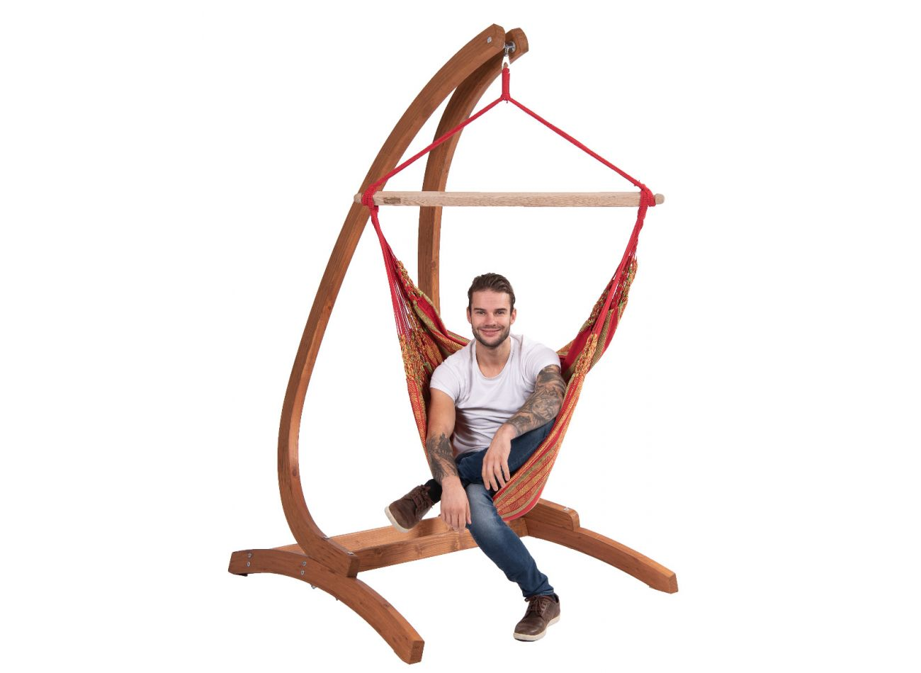 Hanging Chair 1 Person Chill Happy