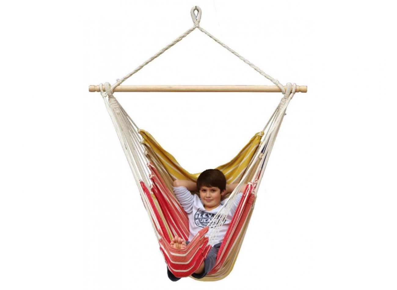 Hanging Chair 1 Person Tropical Earth Lounge