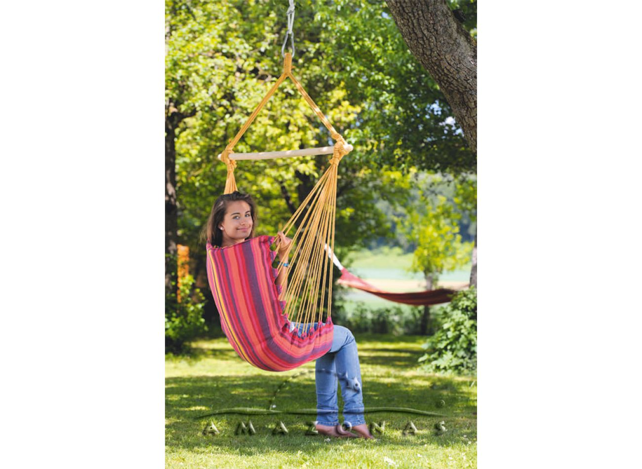Hanging Chair 1 Person Belize Vulcano