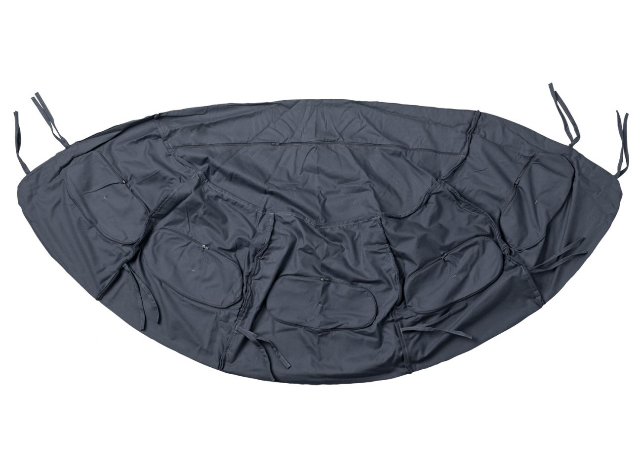 Pillowcase Globo Anthracite