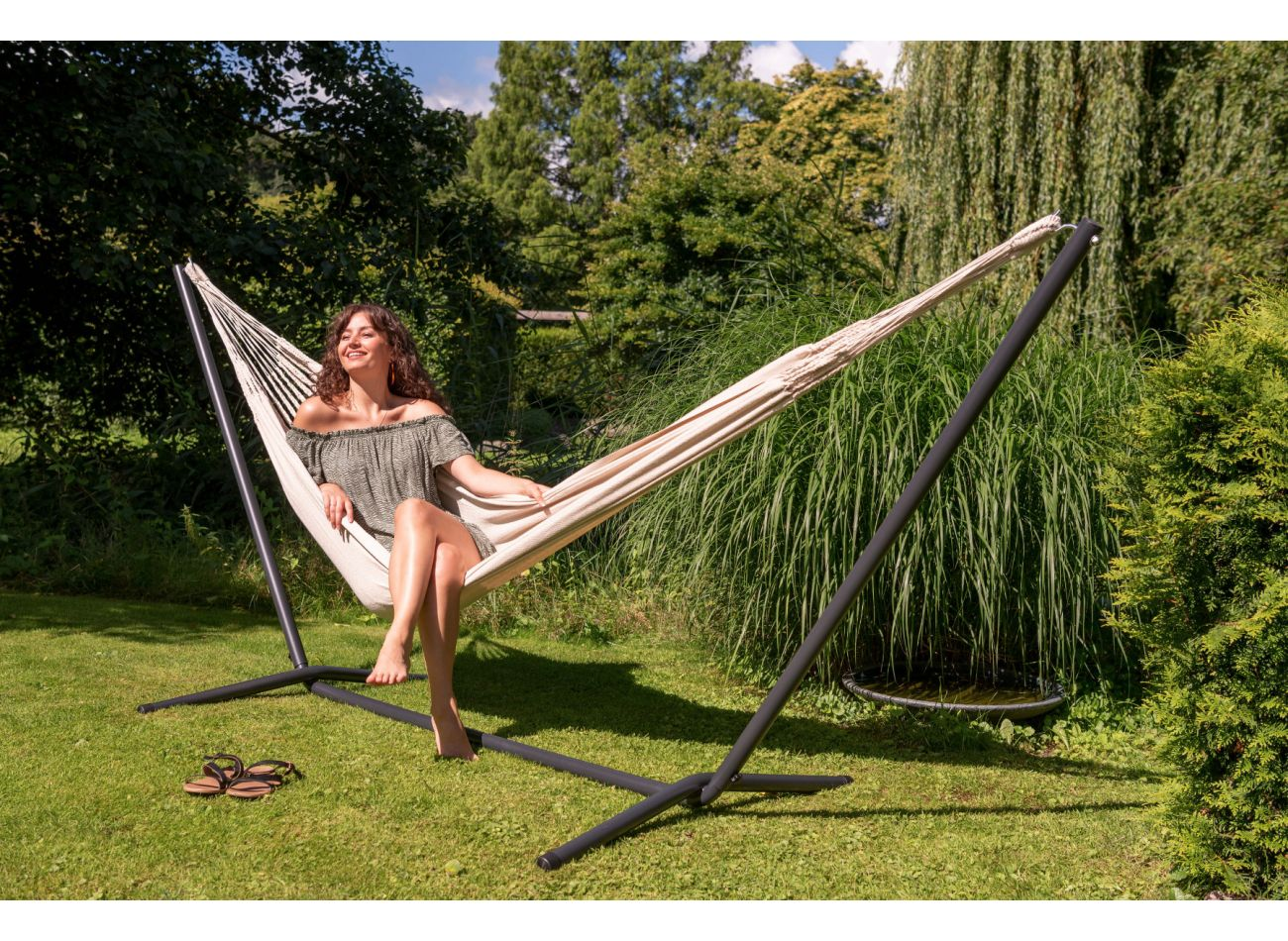 Hammock 1 Person Classic White