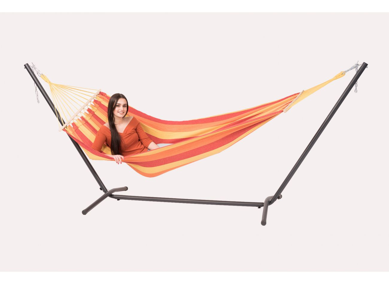 Hammock 1 Person Dominica Fire