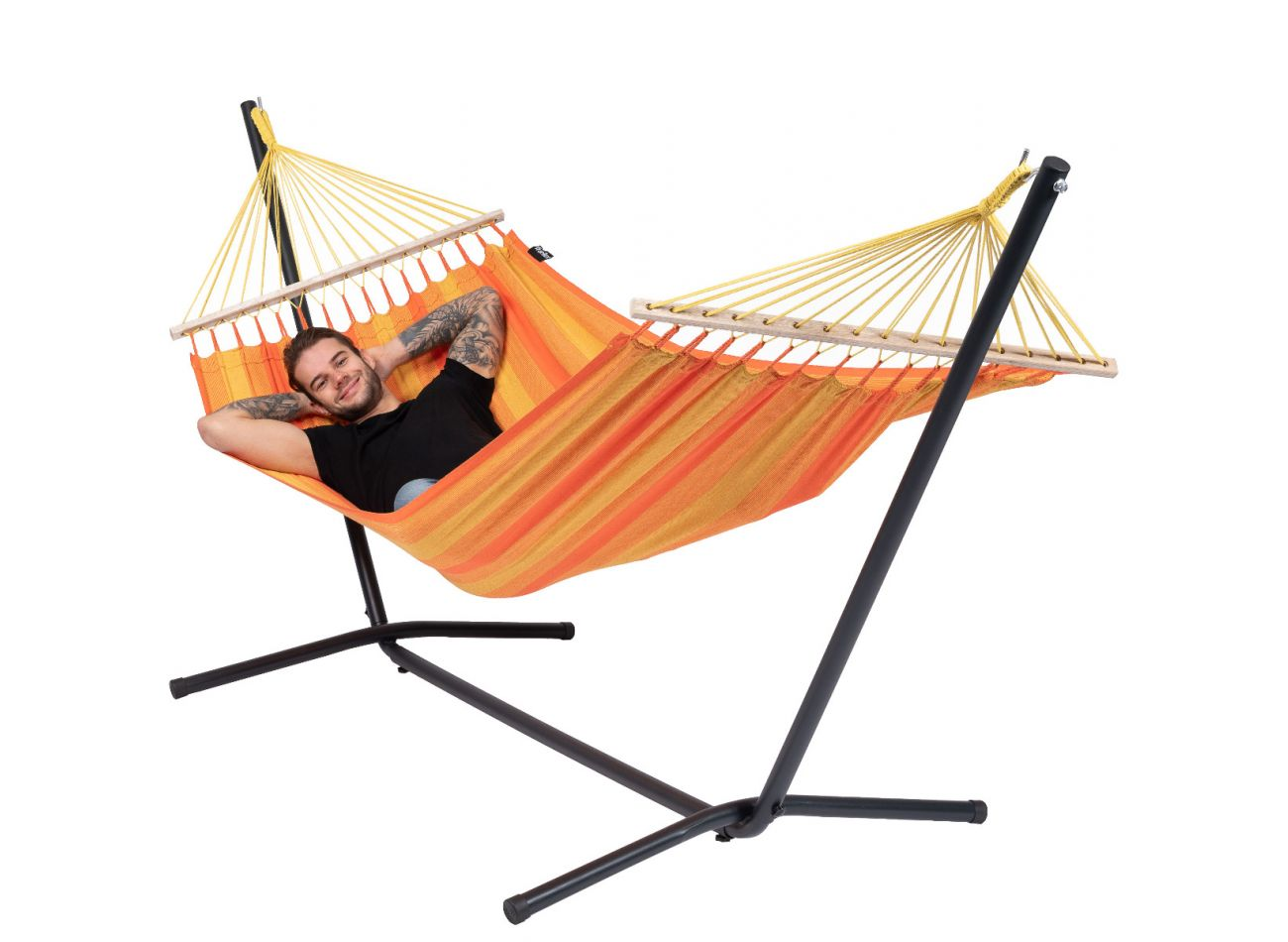 Hammock Stand 1 Person Easy